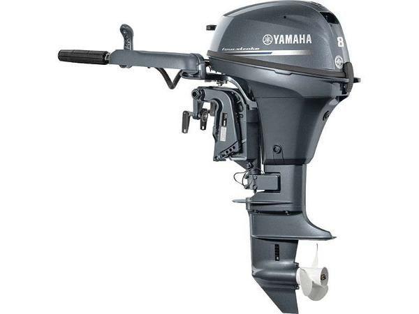 Yamaha Outboards F8LMHB