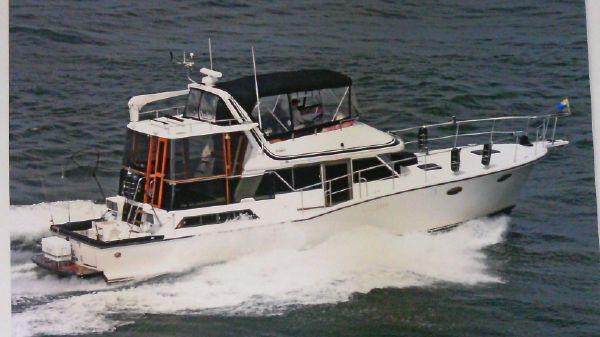 Symbol Yachtfisher CPMY