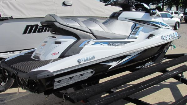 Yamaha WaveRunner FX Cruiser Super Vortex High Output