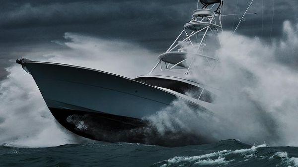 Hatteras GT65 Carolina
