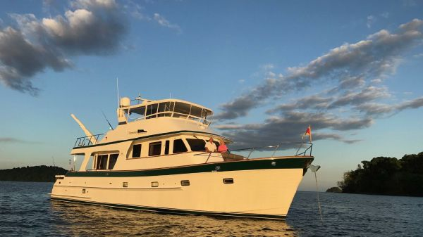 Outer Reef Yachts Trawler/CPMY