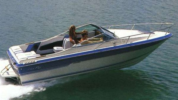 Sea Ray Seville 21 Cuddy Manufacturer Provided Image
