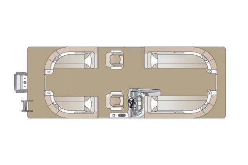 2021 Crest Classic Platinum 240 SLC