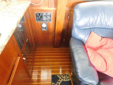 Atlantic 47 flushdeck motor yacht image