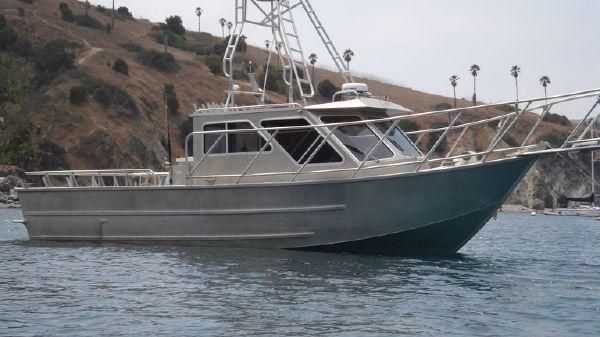 32' ALUMINATOR PH Sportfisher Aluminator 32