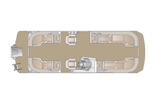 2020 Crest Caribbean LX 250 SLC