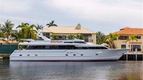 Broward  105' Broward Motor Yacht GOLDEN TOUCH