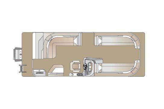 2020 Crest Classic Platinum 240 L