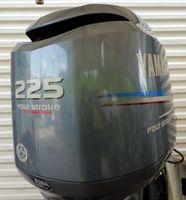 Yamaha F225hp 25 inch Shaft, EFI 4-Stroke, Low Hours