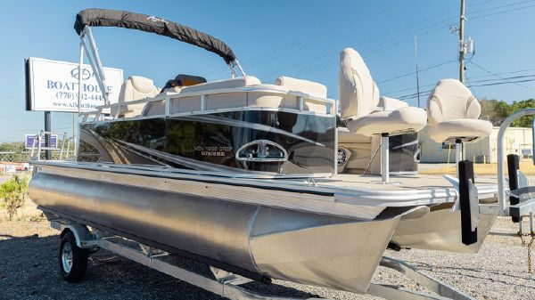 Avalon Venture 18-20 Cruise Bow Fish - Pontoon