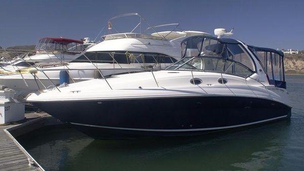 Sea Ray 320 Sun Dancer Port Profile