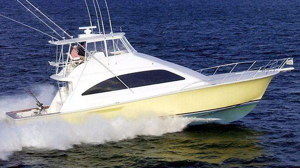 Ocean Yacht 54 Super Sport