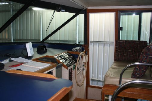 Vic Franck 46 Pilot House image