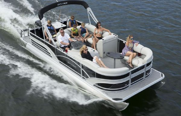 2019 Sylvan Mirage Fish 8520 CNF LE