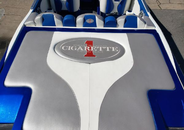 Cigarette 38 Top Gun GT image