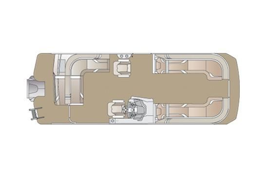 2020 Crest Caribbean LX 230 SLS
