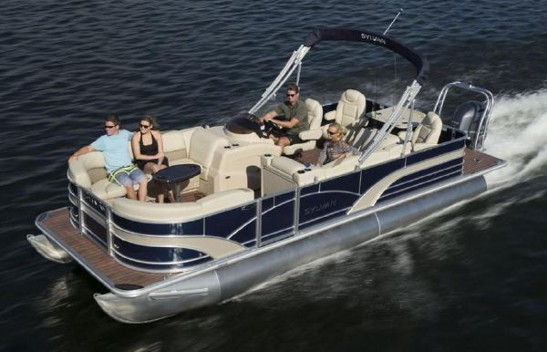 2019 Sylvan Mirage Fish 8520 Party Fish