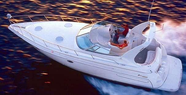 1998 Cruisers Yachts 3575 Esprit Racine Wisconsin Pier 33