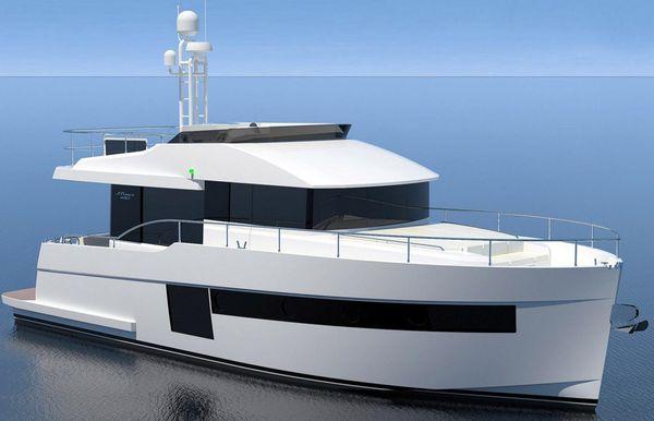 2019 Sundeck Yachts 480