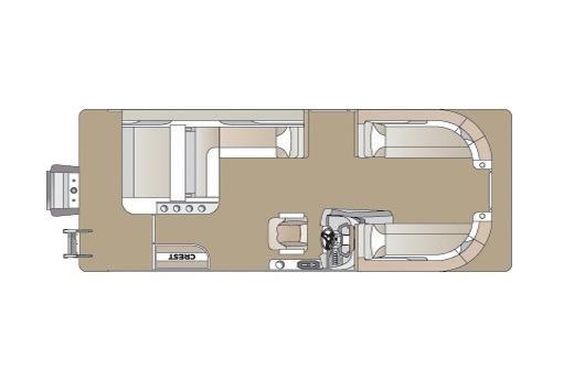 2020 Crest Classic DLX 220 SLS