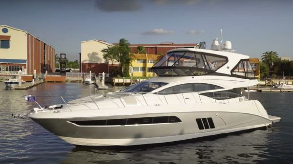 Sea Ray L 590 FLY