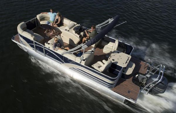 2019 Sylvan Mirage Fish 8522 Party Fish