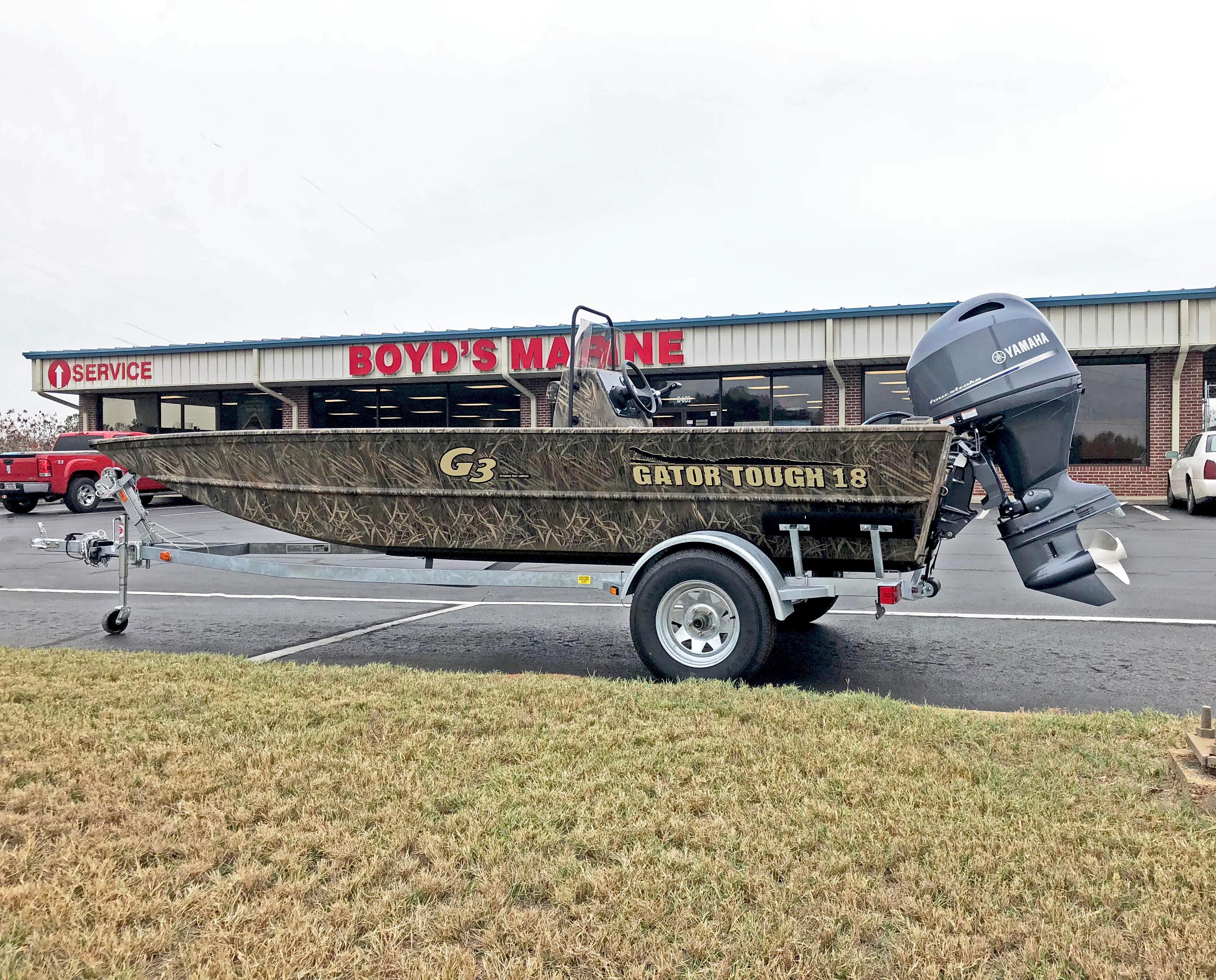 2018 G3 Gator Tough 18 CC Boyds Marine in Dothan Alabama