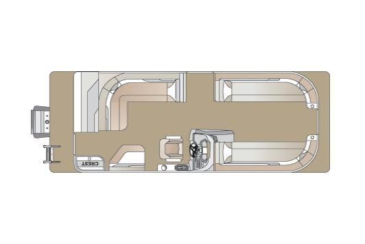 2021 Crest Classic DLX 240 L