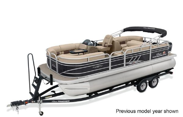 2022 Sun Tracker Party Barge 22 RF XP3