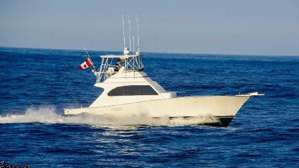 Post 46 Sportfish Mk II