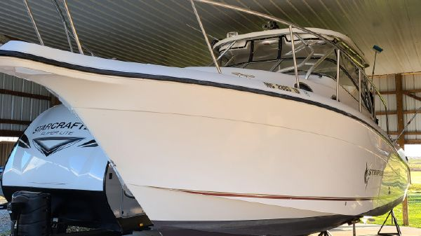Seaswirl Striper 3301 Walkaround O/B