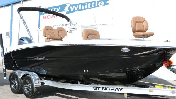 Stingray 216CC