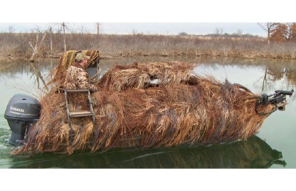 2017 G3 18 DK Duck Blind Option