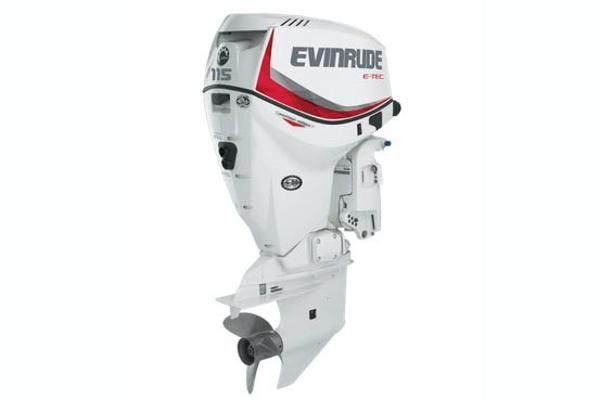Evinrude E-tec 115 Pontoon Series