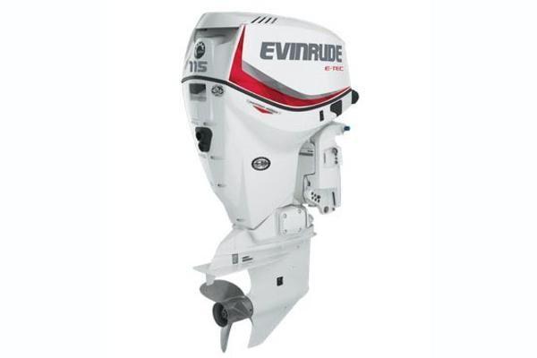 2018 Evinrude E-tec 115 Pontoon Series 115 HP - Dover Marine