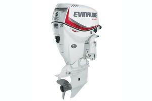 2018 Evinrude E-tec 115 Pontoon Series