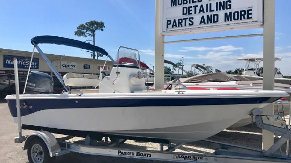 NauticStar 1810 Bay Boat 2017 NauticStar 1810 Bay Boat Center Console Ski & Fish Boats for sale