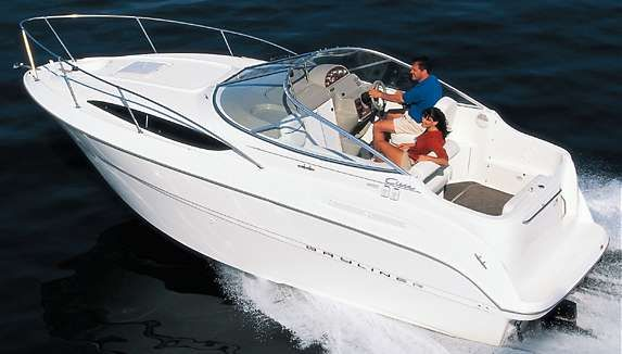 Bayliner 2455 Ciera Sunbridge DX/LX