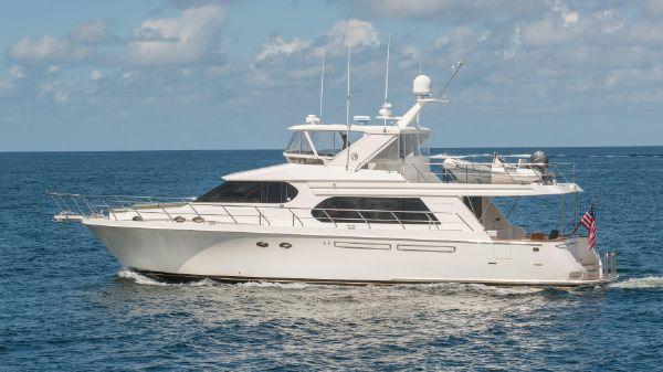 Ocean Alexander 64 Pilothouse Motor Yacht
