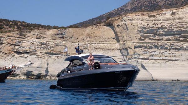 Fairline Targa 38 Shadow-S Actual Boat