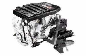 Mercury Diesel 2.0L / 150-hp (Tier 3) w/Transom & Alpha Drive