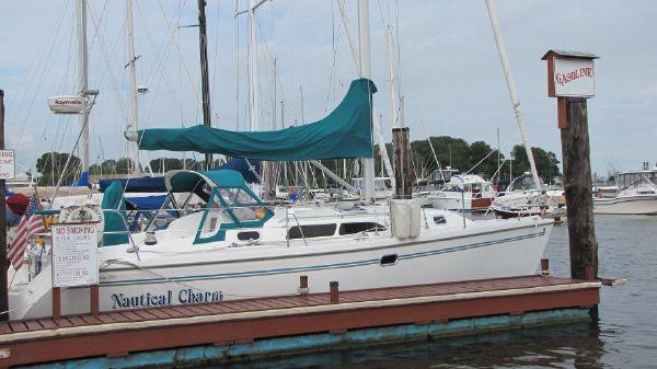 Catalina 350 Nautical Charm