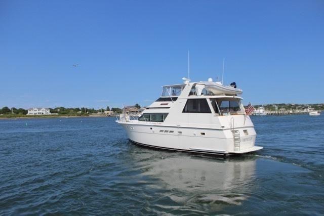 1995 Hatteras Motor Yacht Punta Gorda, Florida - Pier One