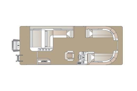 2020 Crest Classic LX 220 SLS