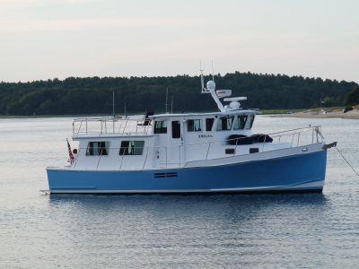 1999 Wayne Beal<span>40 Fast Trawler</span>