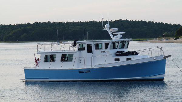 Wayne Beal 40 Fast Trawler