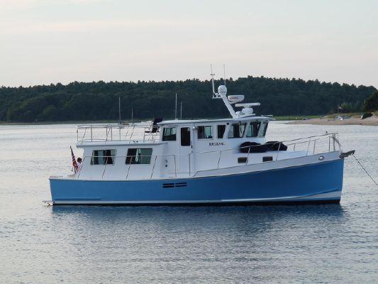 Wayne Beal 40 Fast Trawler - main image