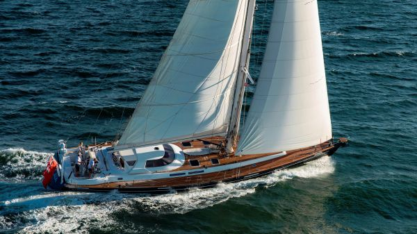 HYS Yachts Phoenix 77 design by Humphreys