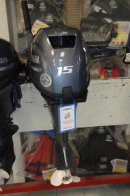 Yamaha Outboards F15SMHA - main image