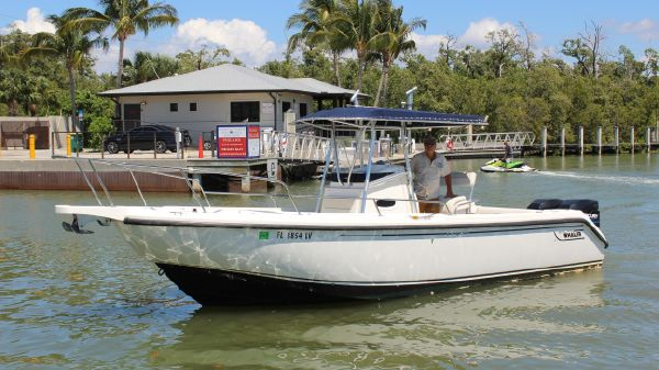 Used Boston Whaler 26 Outrage Boats For Sale - Lowes Marine Sales in